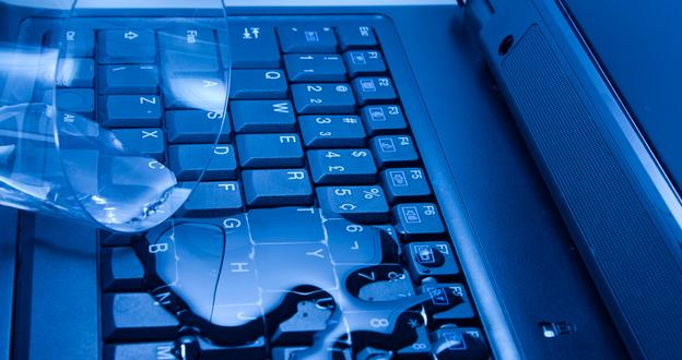 How To Recover Your Laptop After Liquid Damage